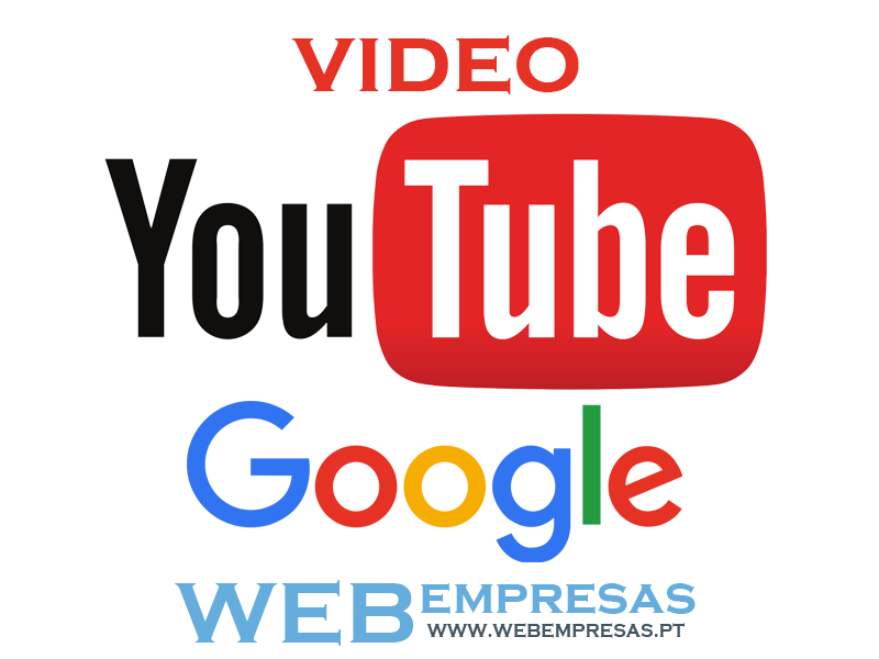 Google YouTube Web Empresas PT